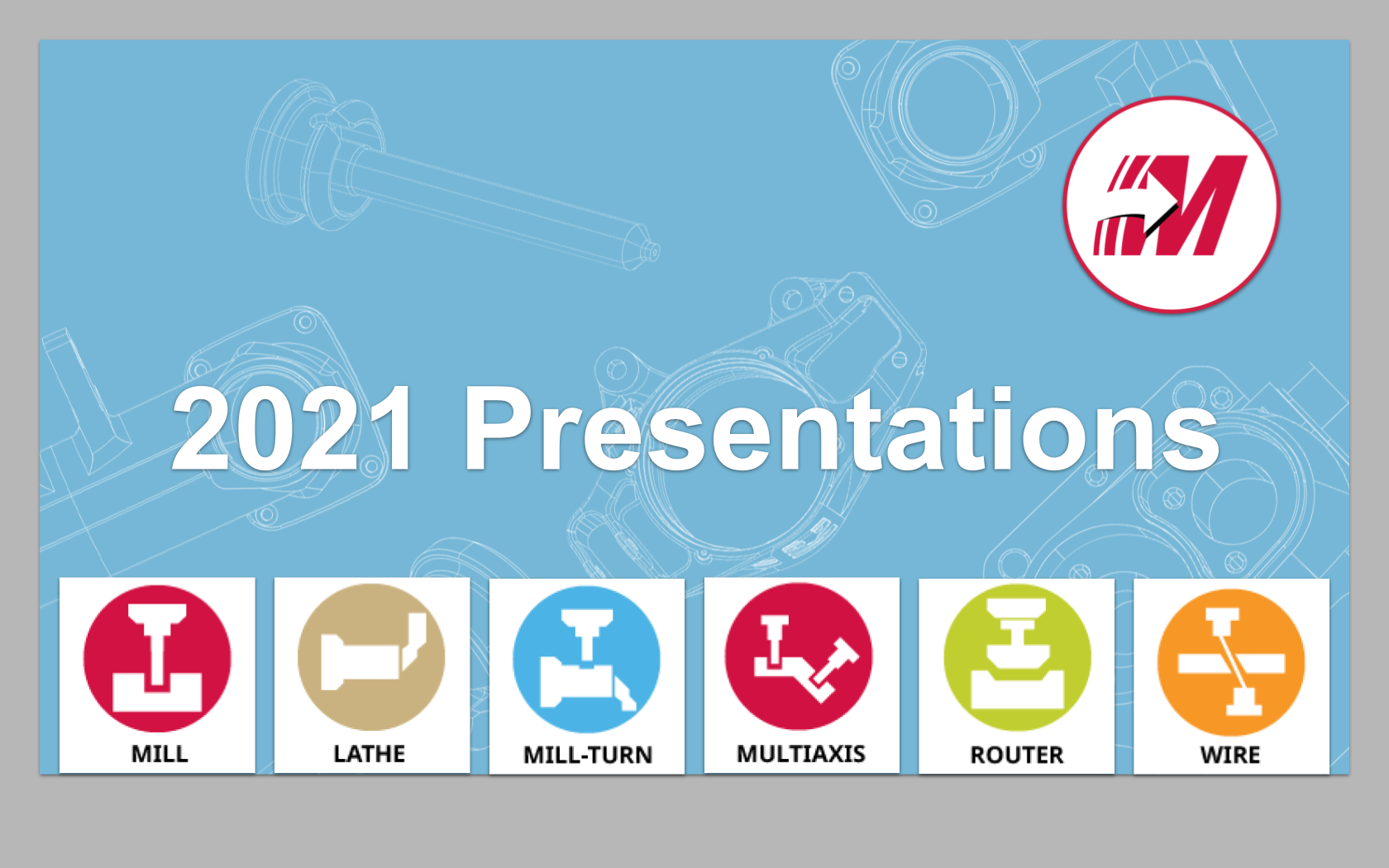 2021 Presentations - All Products