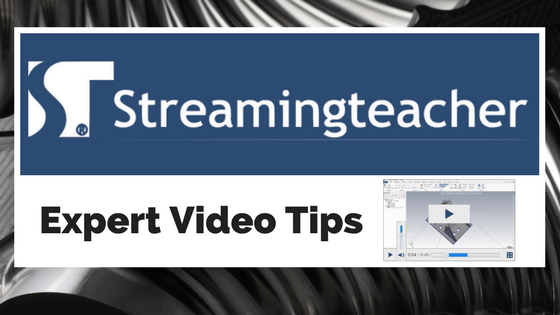 Streamingteacher Tip: MC2019 Bounding Box Orientation