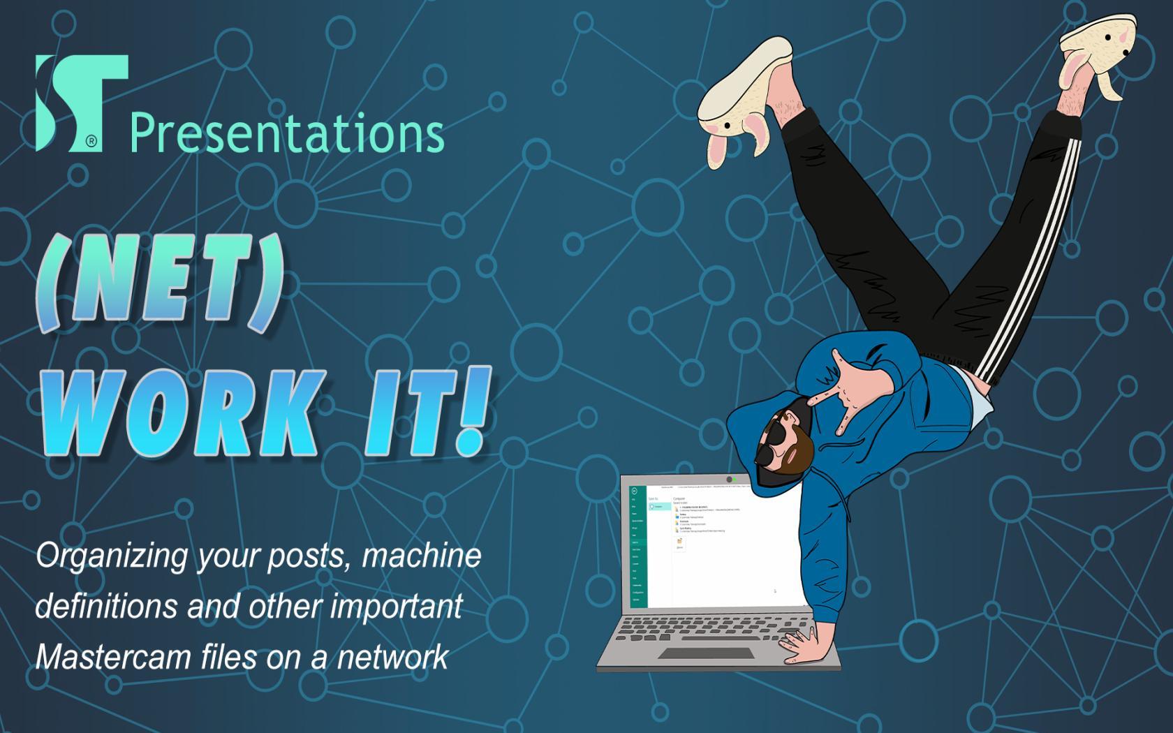 (Net)Work it! (Running Mastercam on a network)