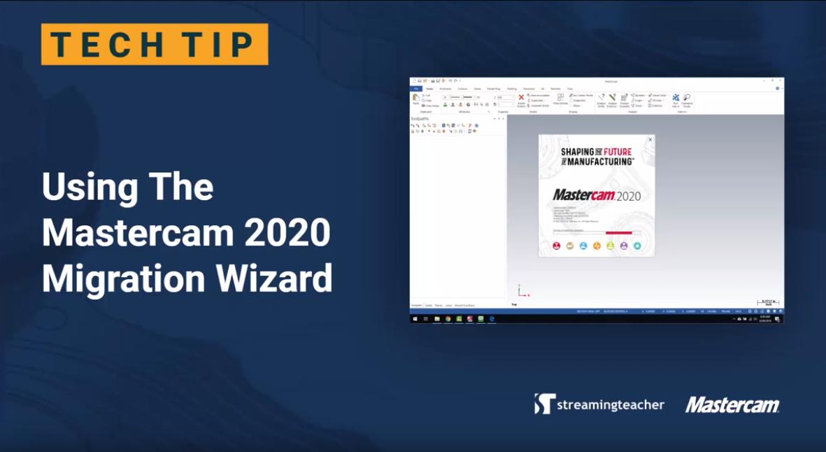 Streamingteacher Tip: MC2020 Migration Instructions