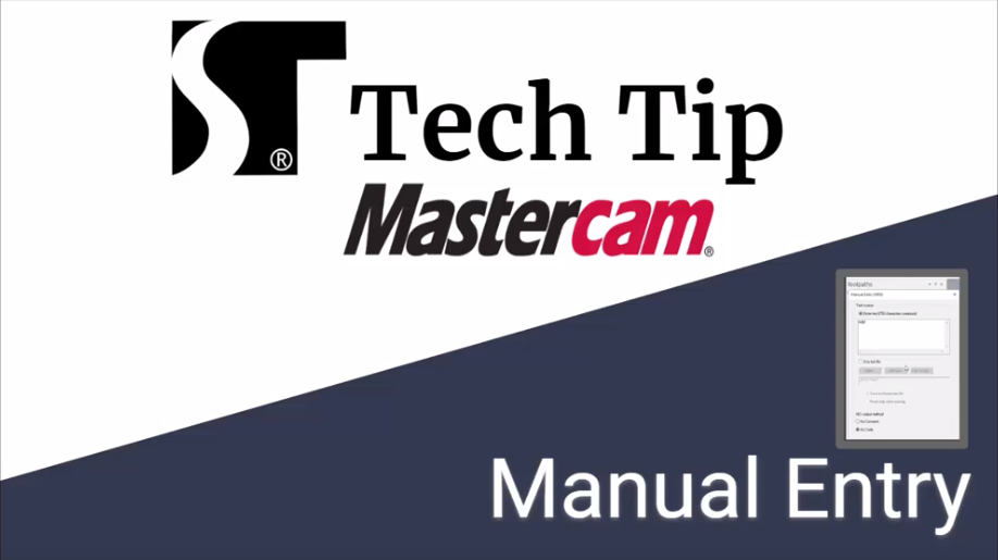 Streamingteacher Tip: MC2019 Manual Entry